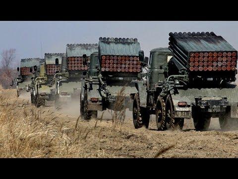 Russian Troops Invade Ukraine in Secret Midnight Operation, Tanks Still Arriving Today