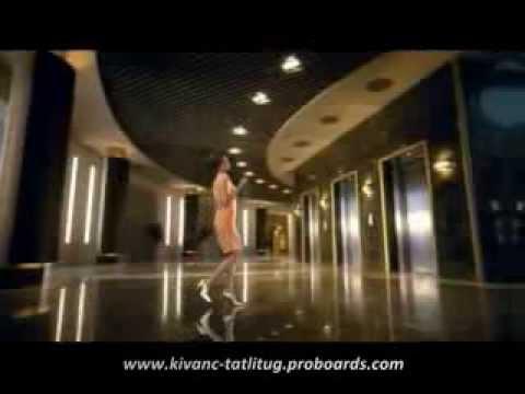 K�van� Tatl�tu� Among The Stars in  Magnum  Commercials