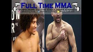 UFC Targeting Artem Lobov vs Alex 'Bruce Leeroy' Caceres for UFC London on St  Patricks Day
