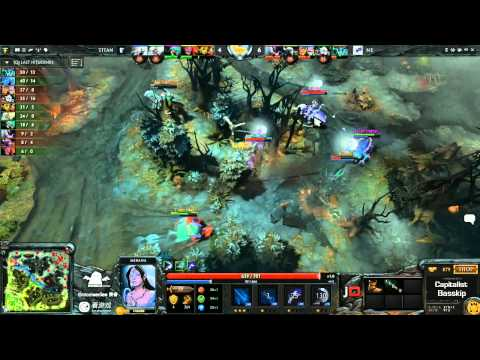Titan vs New Element Game 1 - SinaCup China Dota 2 1st Qualifier - Capitalist & Basskip