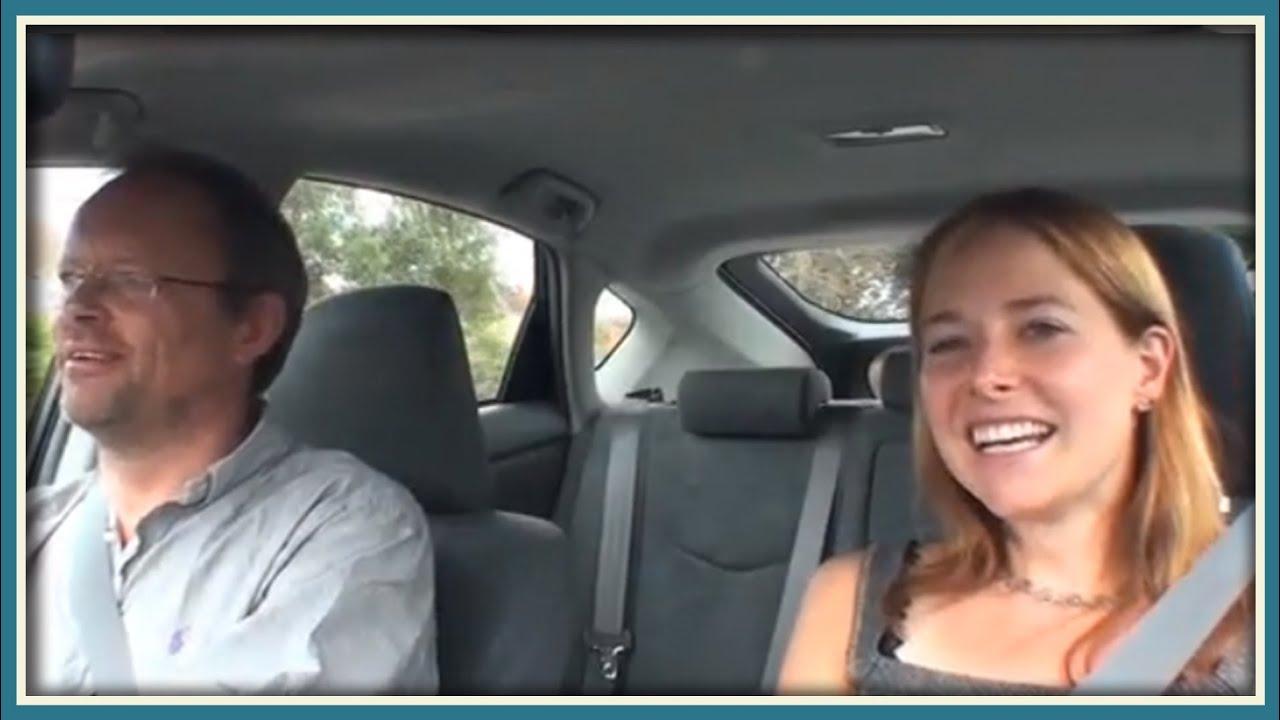 Dr Alice Roberts Carpool Youtube