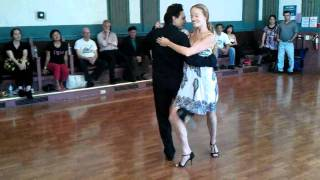 Argentine Tango Class Multi Steps Review www.tangonation.com  8/14/2011