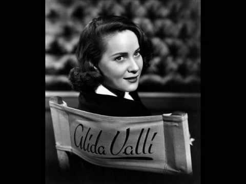 Movie Legends - Alida Valli