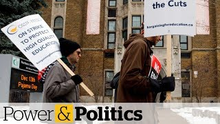 Ontario teachers' strike closes high schools for a day | Power & Politics