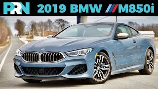 Not a 2 Door 7 Series | 2019 BMW M850i xDrive Coupé | TestDrive Spotlight