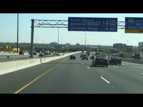 Ep 32 - Driving on Highway 401