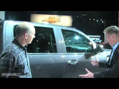 Part 3: 2014 Chevrolet Silverado and GMC Sierra Interview
