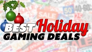 BEST Holiday Game & Console Sales/Deals - The Know Game News