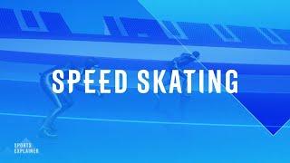 Sports Explainer: Speed Skating | Eurosport