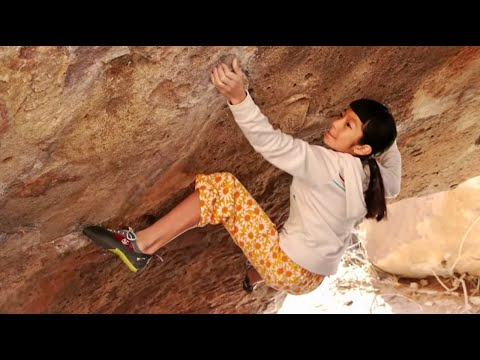 Ashima Shiraishi Returns to Hueco Tanks