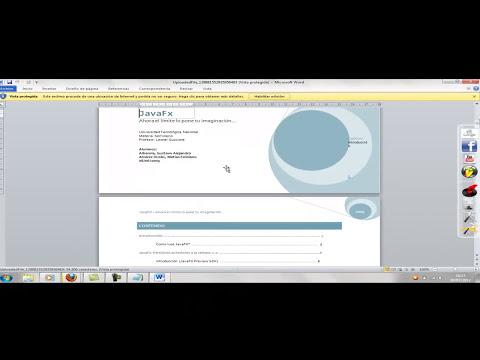 Convertir de PDF a Word facil sin descargar programas ONLINE