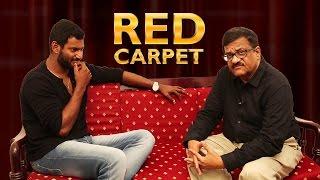 Vishal The Real ''Aambala'' | Red Carpet by Sreedhar Pillai | Interview