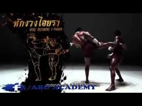 15 Ancient Muay Thai Boran Techniques