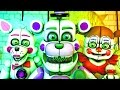 Five Nights At Freddy S Song FNAF SFM 4K Sister Location SL Ocular Remix mp3