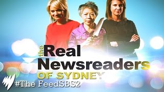 Real Newsreaders Of Sydney I The Feed