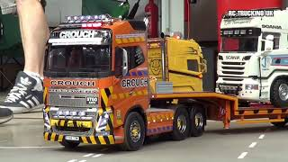 RC TRUCKS   TEASER TRAILER   UK NATIONAL GATHERING FOR RC TRUCKERS 2019   COMING SOON