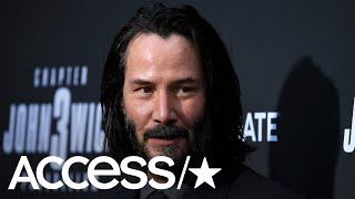 Fans Desperately Want Keanu Reeves To Be TIME's 2019 Person Of The Year | Access