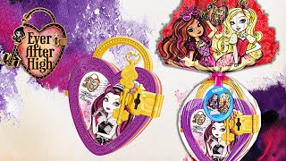 Abrindo Ovo de Páscoa Ever After High Lacta 2016