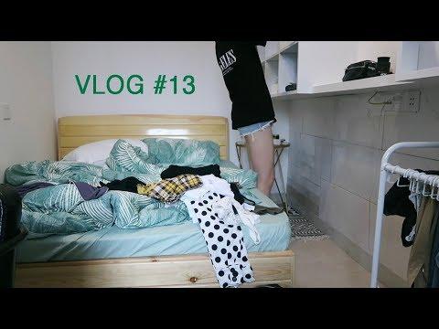 Eva | 2018 VLOG #13 | 杭州搬家记 | 和好朋友同居的快乐生活开始啦 | 我每天吃什么?| 2018.9.5-2018.9.9 | streaming vf