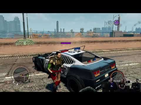 New Saints Row: The Third Switch Footage