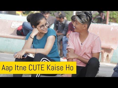 SRK Asking Mujhe Boy Friend Banalo | Bantai It's Prank thumbnail