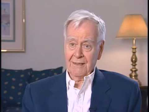 Horton Foote - Archive Interview Part 1 of 7