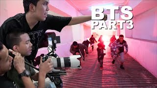 BTS MIC DROP Part 3 Genhalilintar Behind The scene