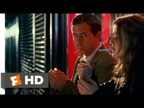 Definitely, Maybe (3/9) Movie CLIP - Smoke-Off (2008) HD