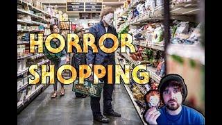 Saturday Horror Shopping!