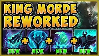 THIS REWORK IS 100% BEING NERFED! NEW MORDE IS ACTUALLY UNFAIR! MORDE S9 GAMEPLAY! League of Legends