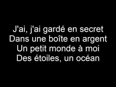 Indila  Boite En Argent  Lyrics