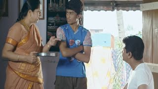 Michael & His Brother Comedy Scene - Nalanum Nandhiniyum Tamil  Movie Scene