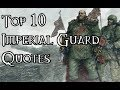 Top 10 Imperial Guard Quotes 40K Theories mp3
