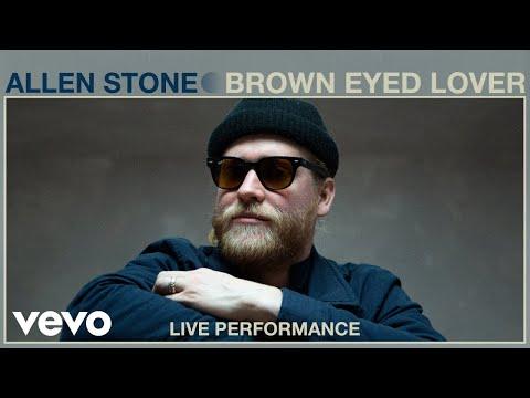 Allen Stone - Brown Eyed Lover (Live Performance) | Vevo