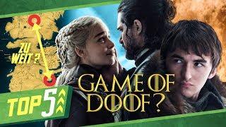 5 Dinge, die Fans am Game of Thrones Ende hassen