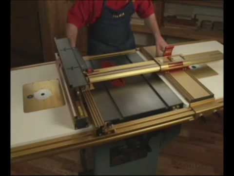 Table Saw Ls Super System From Incra Presented By