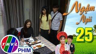THVL | Ngậm ngùi - Tập 25[5]: Long đưa Nhi tới bắt quả tang Khánh đang hẹn hò với Ly