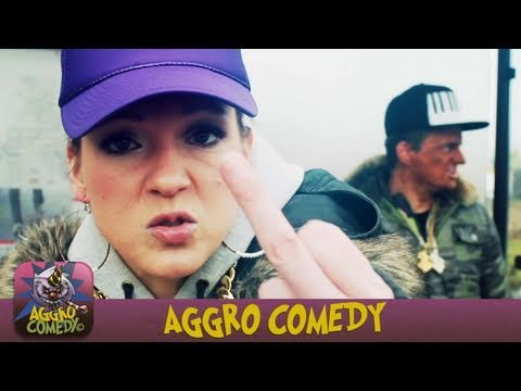 AGGRO COMEDY - 01 - REBEKKA - ASOZIAL