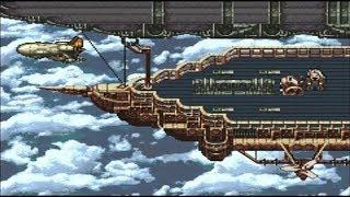 Final Fantasy VI - Let's play - 15. Setzer's Hope and the New Airship !