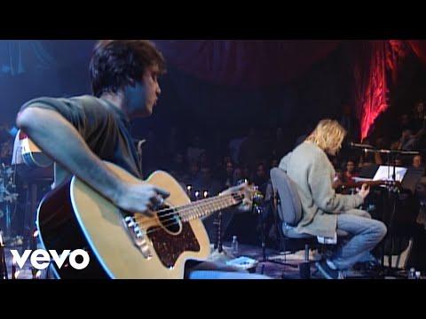 Download Nirvana - On A Plain Live On MTV Unplugged, 1993 / Unedited Mp4 baru