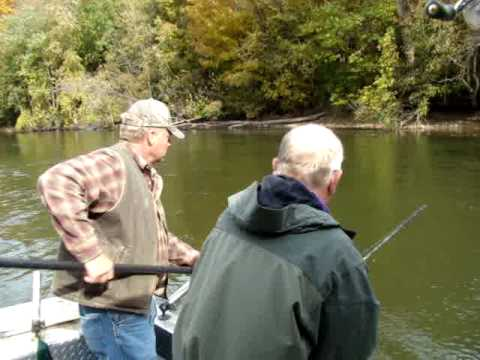 St Joseph River Steelhead Fishing