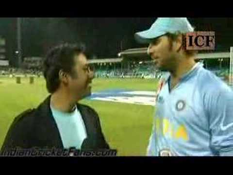 Funny Cricket Interview video
