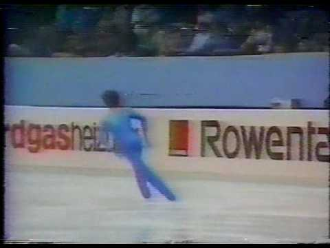 Brian Orser (CAN) - 1983 World Figure Skating Championships, Men's Long Program