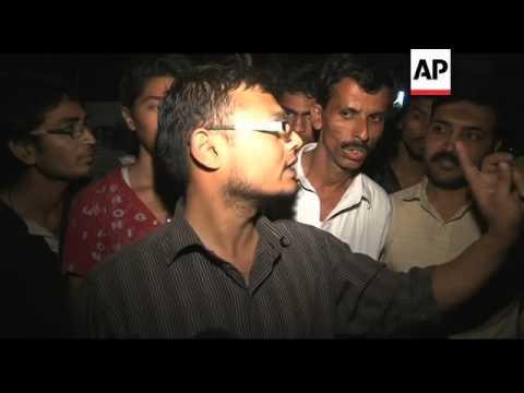 A'math Lahore and Karachi attacks, hospital scenes