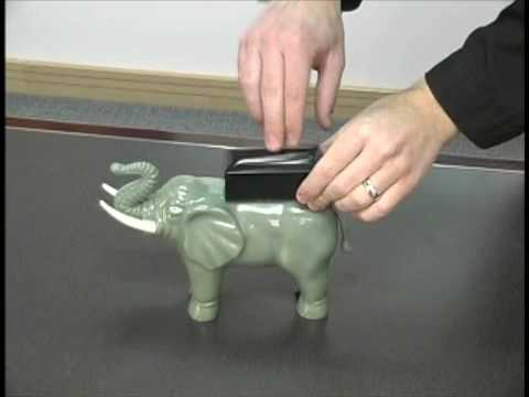 Dramatic Elephant Cigarette Dispenser - Archie McPhee