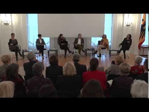 """Symposium Zum Thema """"gewalt An Frauen Und Mädchen"""" Vom 06.03.2015 video"""