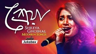 Akasher Mukhomukhi Modern Songs  - Shreya Ghoshal - Bengali Songs By Shreya Ghoshal