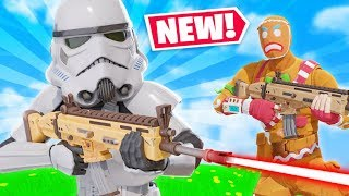 STORM TROOPERS in Fortnite!