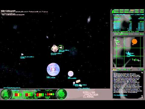 Stellar Frontier - Tutorial Two..