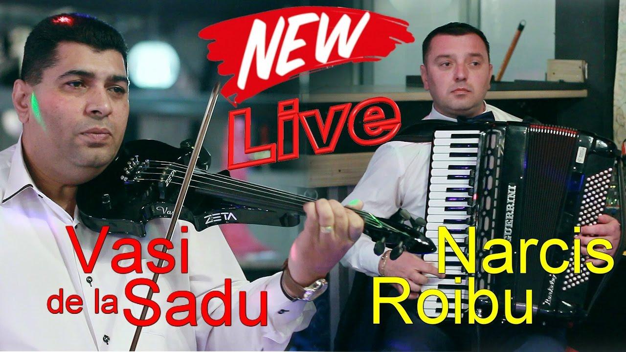 Vasi de la Sadu si Narcis Roibu | LIVE 2017 | Instrumentala, Colaj Frumos | Muzica  de Ascultare